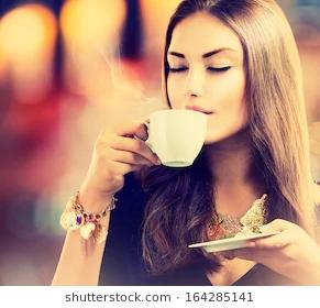 coffee-beautiful-girl-drinking-tea-260nw-164285141
